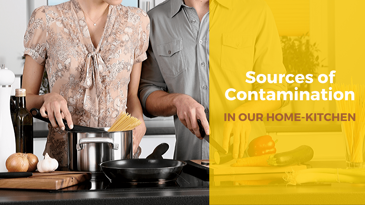 Sources of contamination own-kitchen Nuno F. Soares article